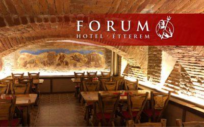 Forum Hotel és Étterem – Szombathely