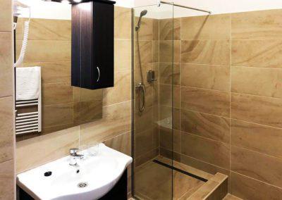 Forum Hotel és Étterem - fürdőszobánk- Szombathely