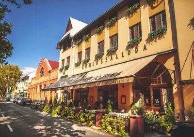 Komlo Hotel és Étterem - Gyula