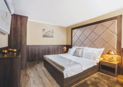 Komlo Hotel - szobáink - Gyula