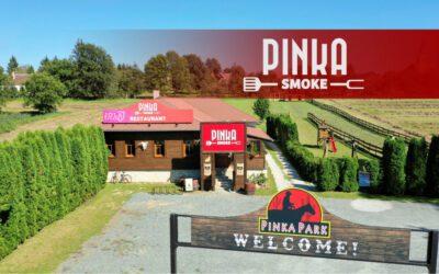 Pinka Smoke Étterem – Felsőcsatár