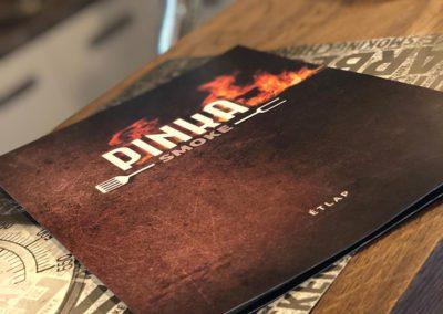 Pinka Smoke Étterem - Felsőcsatár